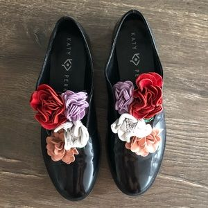 Katy Perry flower shoes